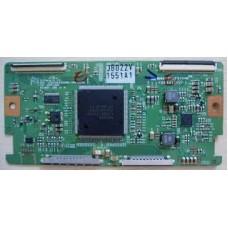 6870C-4000H , LC320/420/470/550WU 120HZ CONTROL , PHILIPS 47PFL5704D/F7 , T CON BOARD