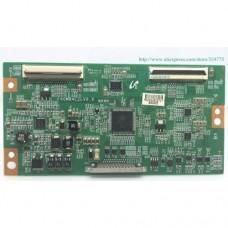 F60MB4C2LV0.6, SAMSUNG, LTF460HM01, T CON BOARD, SAMSUNG LE46C530F1W