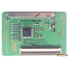 LG  - 6870C-0303B 6870C-0303B, LC320/LC260WXE-SBV1 CONTROL, LG Display, LC320WXE-SBV2, T con board, adres kartı